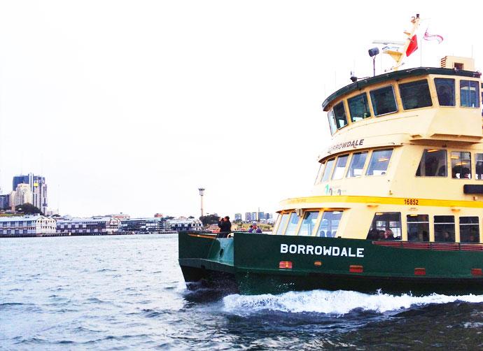 sydney ferry
