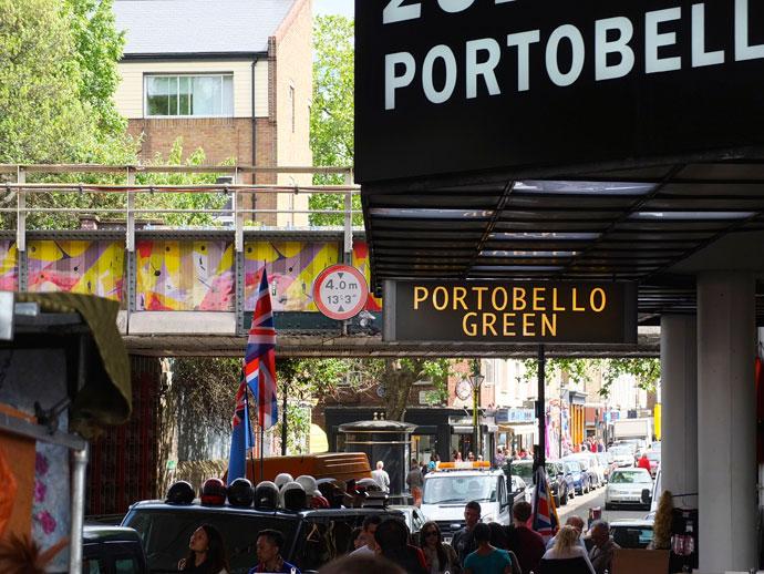 Portobello green
