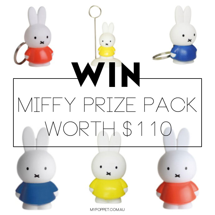 Giveaway Miffy Prizepack WIN