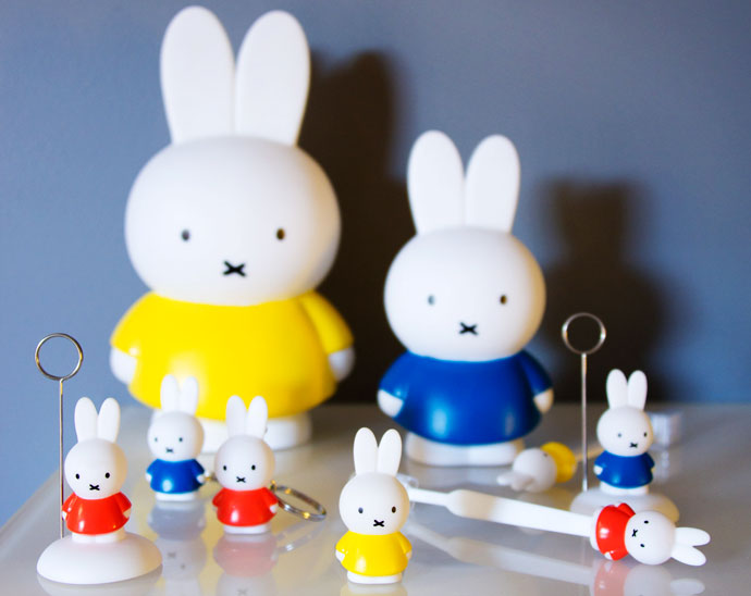 WIN  - Whether you¹re young or old, Miffy¹s classic style and looks have made it hard to resist her charms.  Now Annabel Trends has a cuter than cute range of accessories