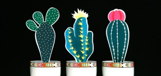 Cacti lovers etsy gift guide