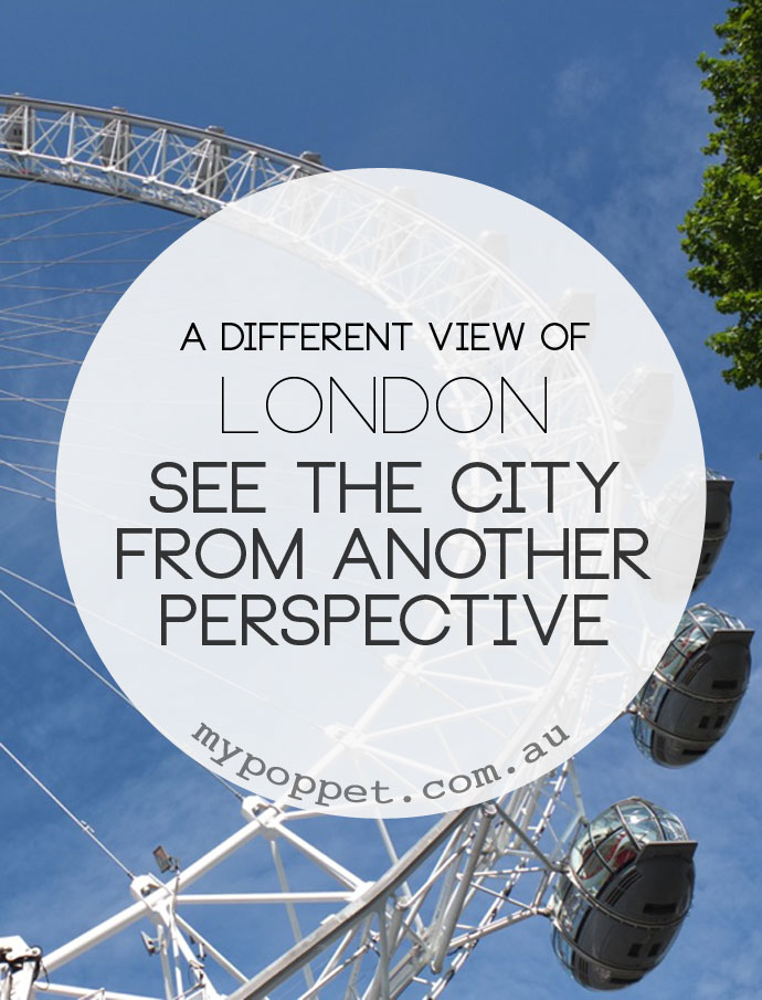 London attractions - Travel with Kids mypoppet.com.au