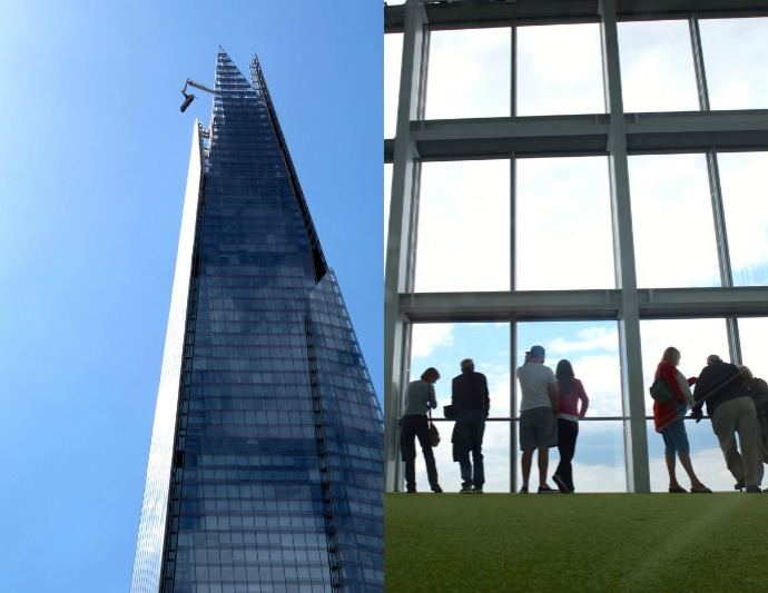 The View from the Shard London mypoppet.com.au
