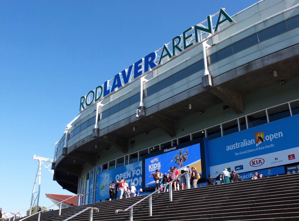 Rod Laver Arena Melbourne Tennis Center