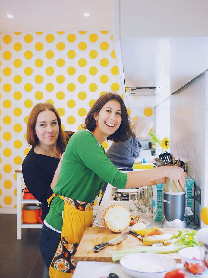 Blogger brunch - image sesame ellis