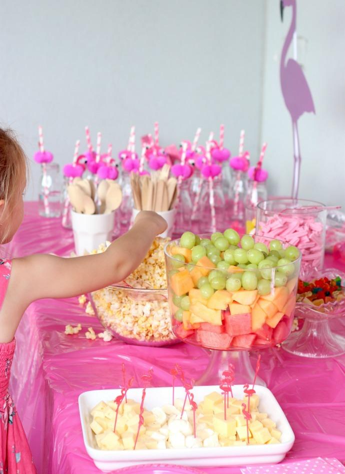 flamingo party ideas