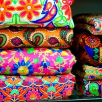 Textile Shopping in Dubai