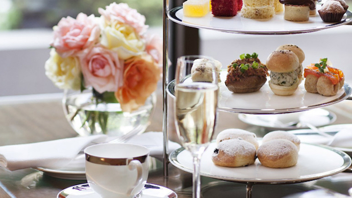 mother's day High Tea Image credit: Park Hyatt Melbourne