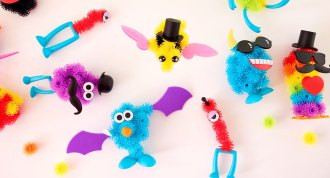 Bunchems Review - Creative play toy