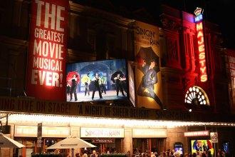 Singin' in the Rain Melbourne Premiere - review