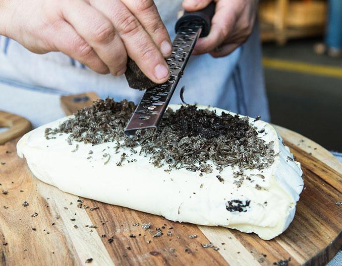 truffle cheese recipe