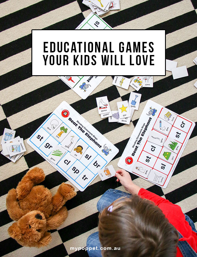educational games for school aged kids