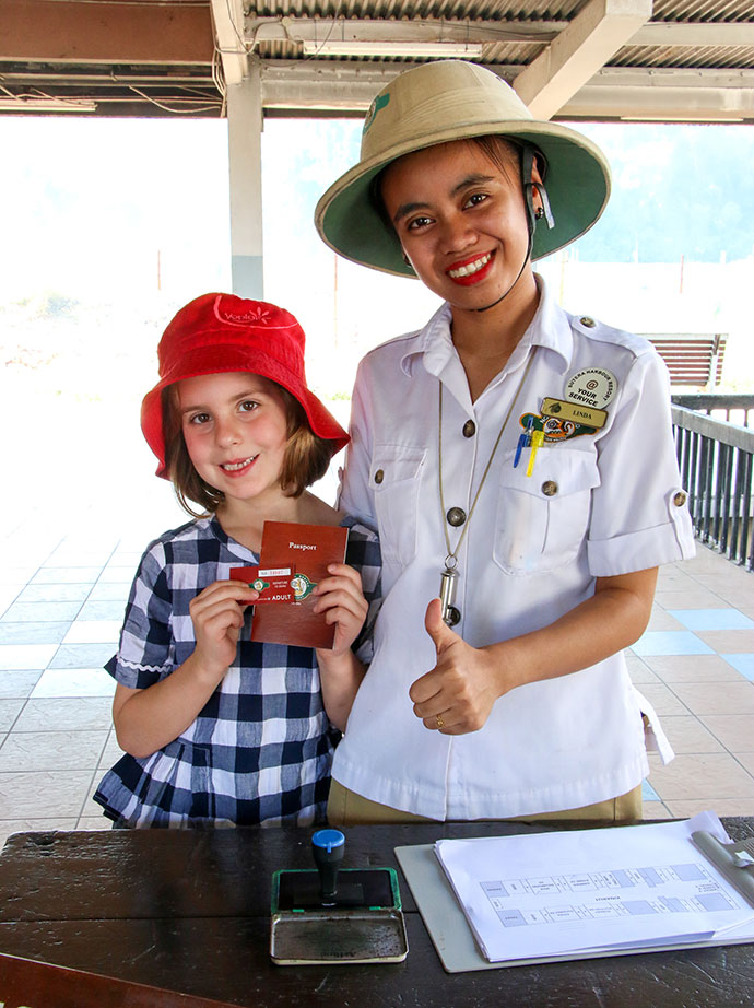 North Borneo Railway - travel with kids Sabah Malaysia