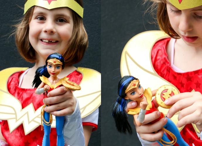 DC superhero girls party mypoppet.com.au