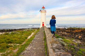 port fairy light house - Weekend travel guide
