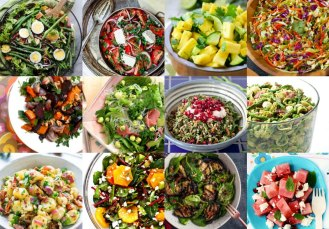 12 Delicious Salads to take to a BBQ or Picnic - Ultimate Salad recipe guide