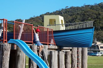 Top 10 things to do with kids in Lorne