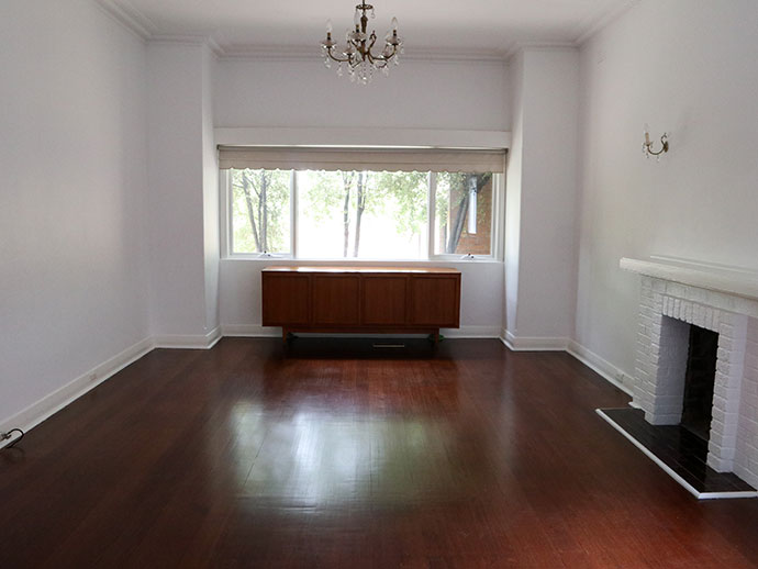 Lounge room before - mypoppet.com.au