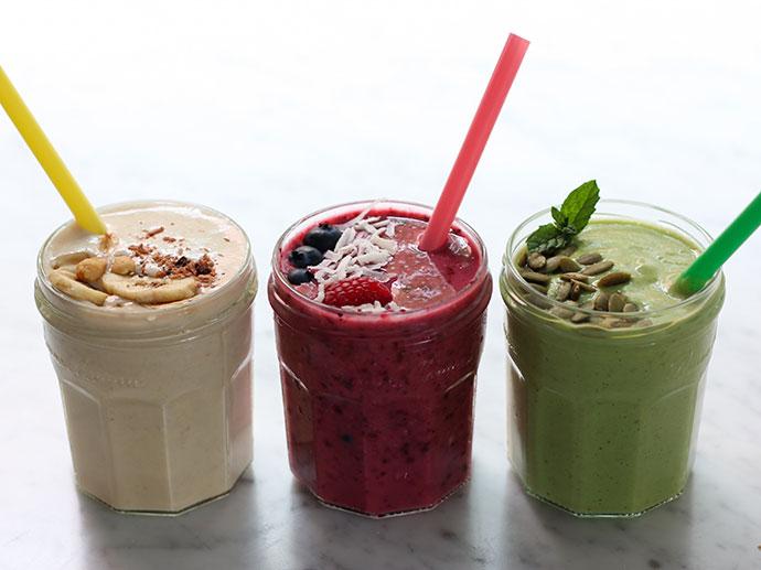 tasty smoothie recipe - vegan - mypoppet.com.au