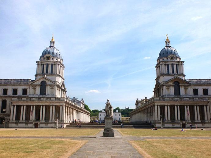 Greenwich London, Queen's house museum