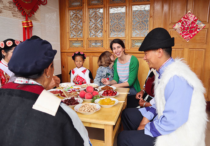 Family Life Lijiang China - mypoppet.com.au