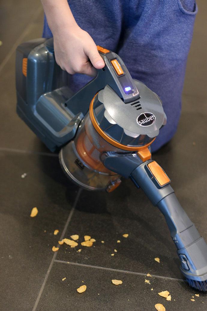 Sauber Advance Handstick Vacuum - mypoppet.com.au