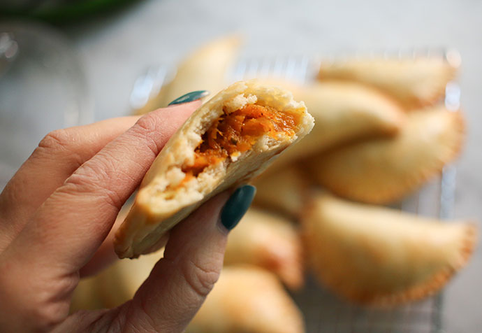 Pumpkin pastie filling - mypoppet.com.au