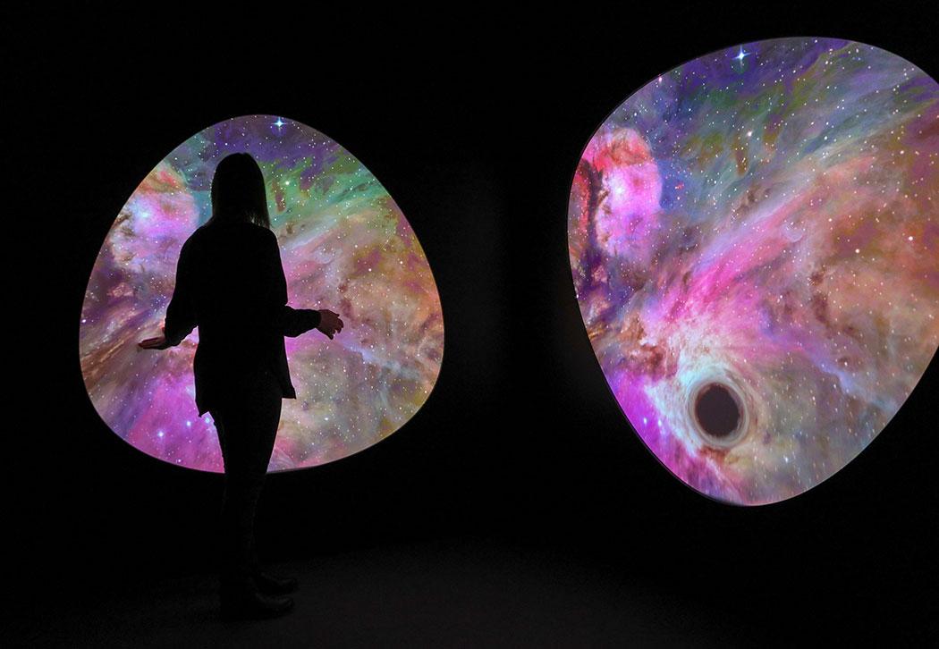 Beyond Perception Exhibition Sciencworks Melbourne - Mypoppet.com.au