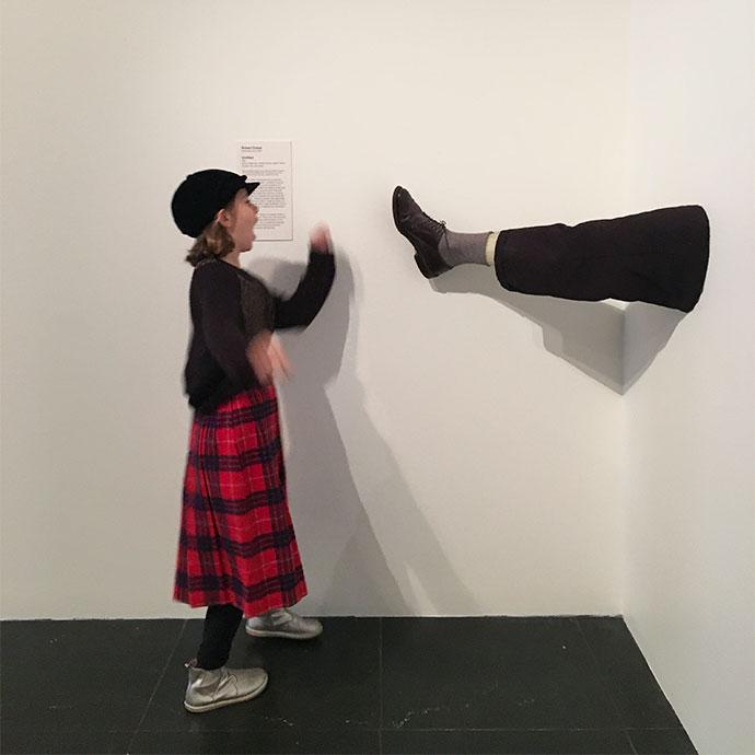 Robert Gober American born 1954 Untitled 1991 - Leg