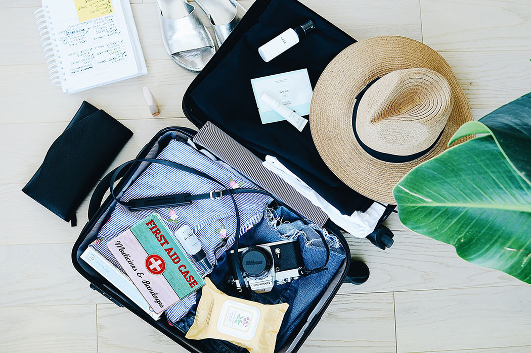 Travelling? What To Pack In Your Emergency First Aid Kit