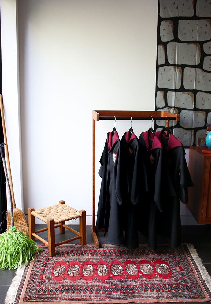 Harry Potter Party robes - mypoppet.com.au