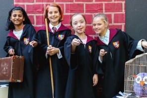 Harry Potter Party Ideas, food and printables - mypoppet.com.au