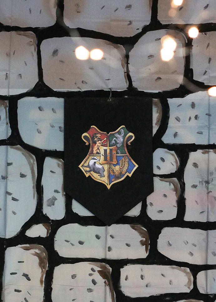 Hogwarts banner - mypoppet.com.au