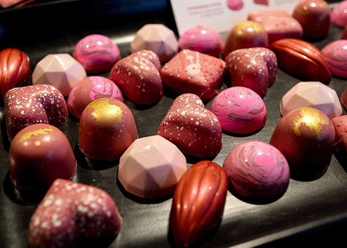 Real Ruby Chocolate San Churro Event - mypoppet.com.au