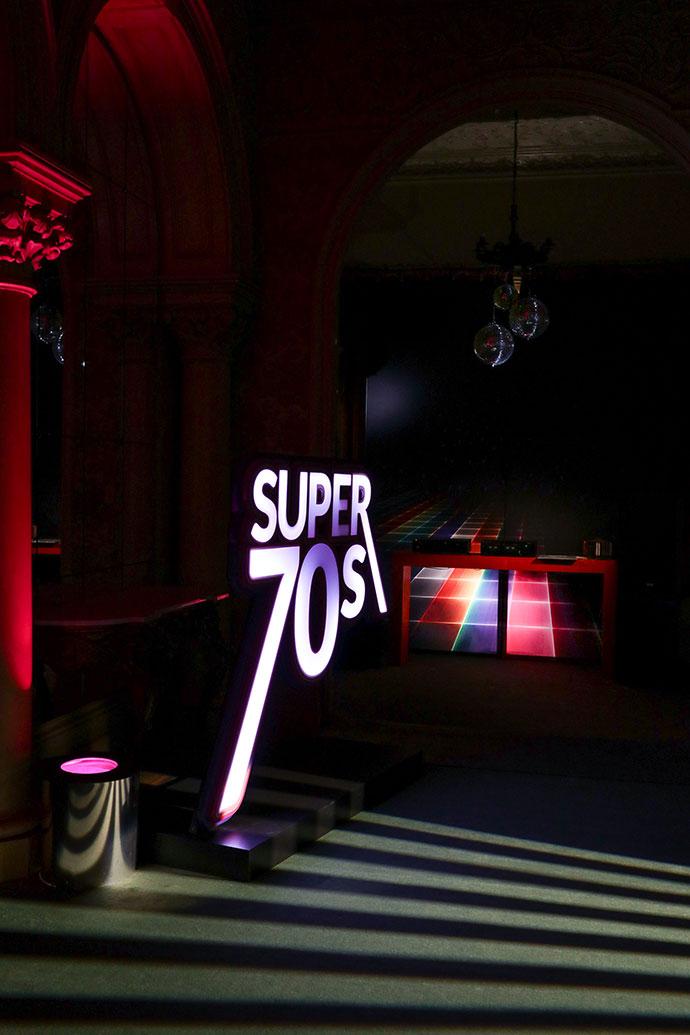 Super 70s Vintage fashion exhibition mypoppet.com.au
