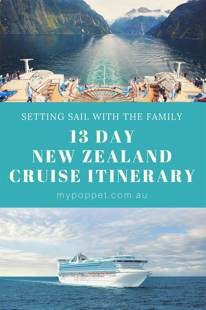 Cruising New Zealand - mypoppet.com.au