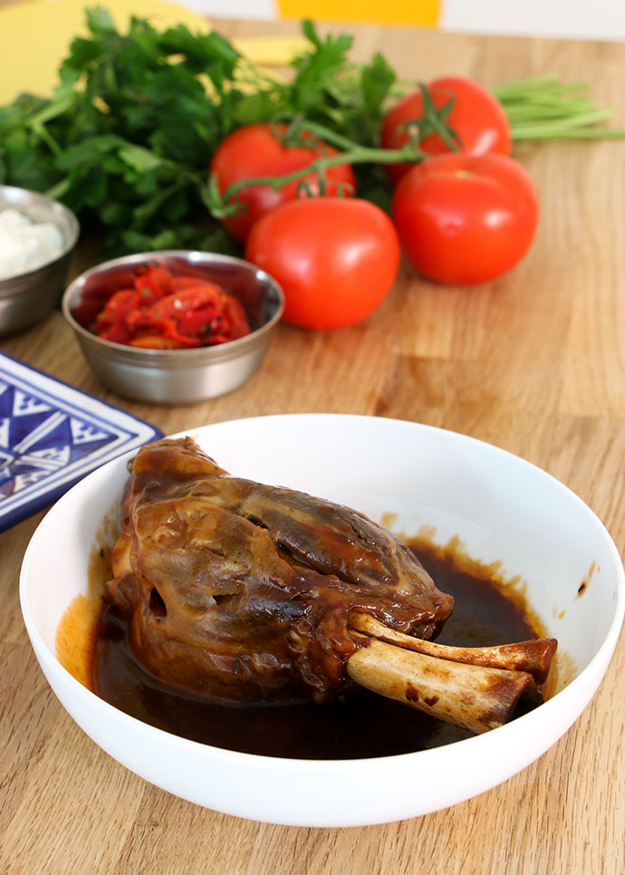 Chef Direct Lamb Shanks - mypoppet.com.au