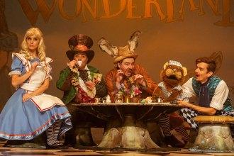 Alice in Wonderland Live on stage Melbourne Review mypoppet.com.au