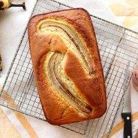 Easy Banana Cake Recipe - So Yummy!
