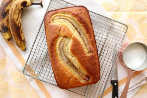 Easy Banana Cake Recipe – So Yummy!
