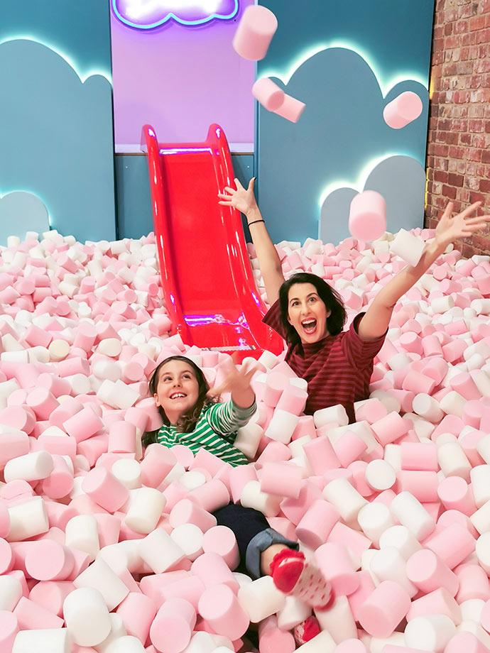 marshmallow pool Christmasland - mypoppet.com.au