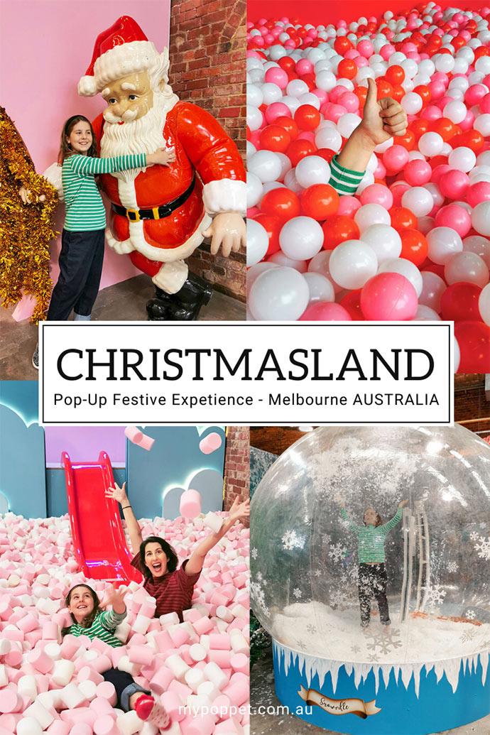 Christmasland Melbourne - mypoppet.com.au