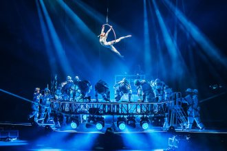 Cirque Stratosphere review