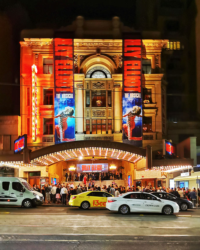 The regent theatre melbourne