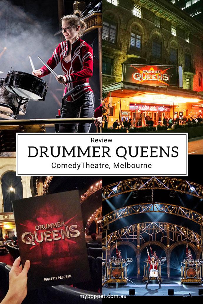 Drummer Queens review