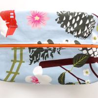 Zippered Wash Bag Pattern - Make a gift From One Mother to Another