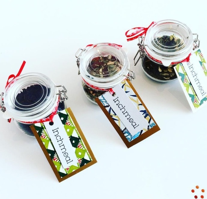 make your own tea as gifts