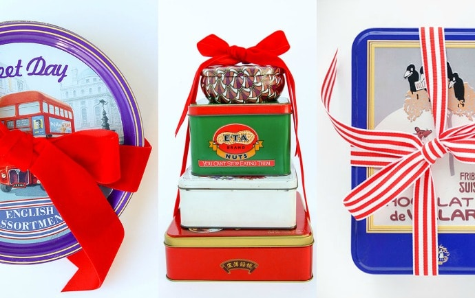5 Unique Vintage Tin Gift Ideas for Christmas