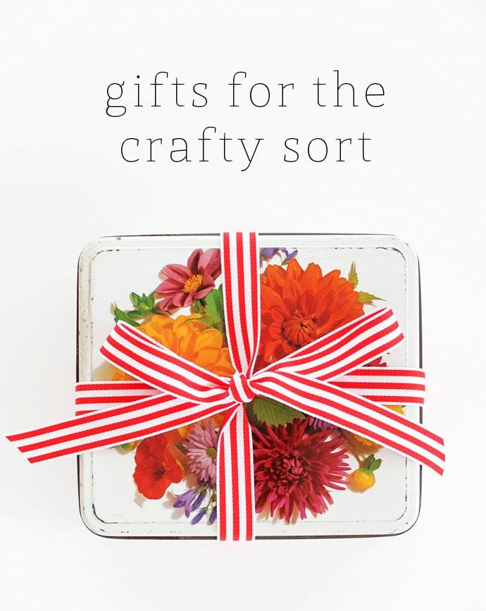 Gift Ideas for Crafty folk - mypoppet.com.au