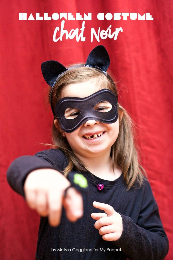 Cat Noir, Chat Noir Halloween Costume - mypoppet.com.au